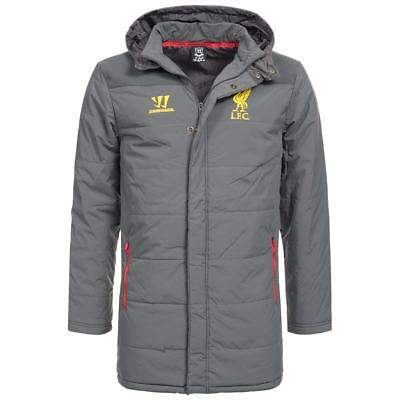 Liverpool FC Winterjacke Herren Winter Manager Stadion Jacke LFC Warrior Coach