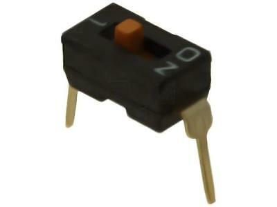 A6T-1104 Switch DIP-SWITCH Poles number1 ON-OFF 0.025A/24VDC 100MΩ OMRON