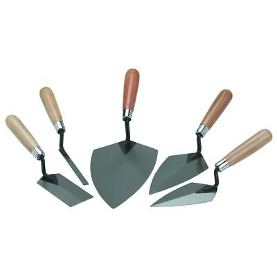 Concrete Cement Hand Mason Tools Masonry Margin Trowel Finishing Finish Tool Set