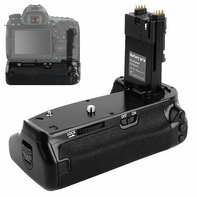 AU BG-E21 Professional Power Battery Grip Handle For Canon 6D Mark II Camera NEW