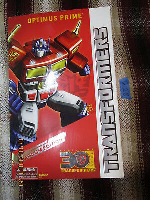 W28 Transformer Lot PLATINUM EDITION MASTERPIECE OPTIMUS PRIME Year of the Horse