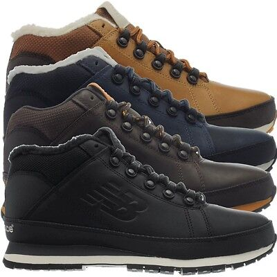 acheter pas cher b4242 ea497 NEW BALANCE H754 men's sneakers 3 colors leather wintersnaekers boots NEW
