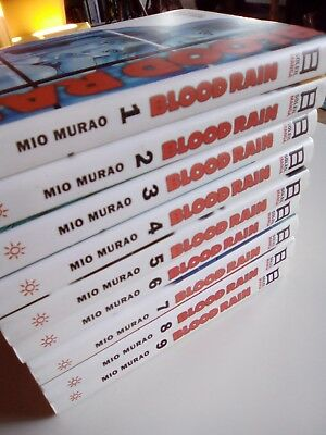 Collection mangas Blood Rain