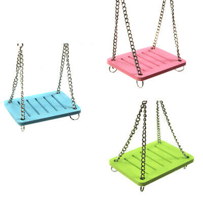 Parrot Hamster Small Swing Hanging Bed Shake Toy Suspension House Pet Supplies