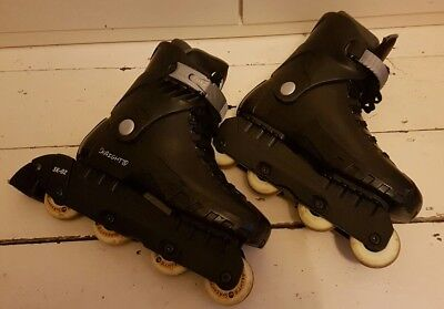 Skaight Inline Skates size 7 -8 in Good Condition