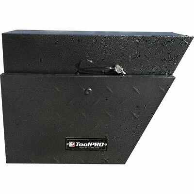 ToolPRO Undertray Tool Box - Galvanised Steel, Right hand side