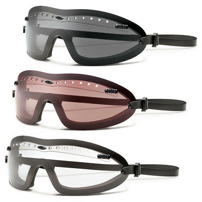 Smith Optics Elite Boogie Regulator Tactical Sports Military Goggles Glasses