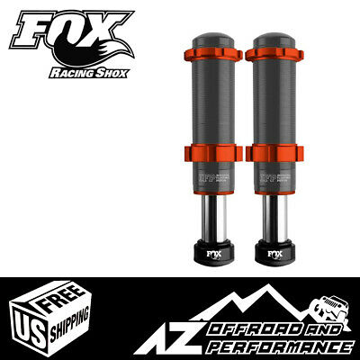 Fox 2.0 Factory Series IFP Front Bump Stop Set For 07-18 Jeep Wrangler