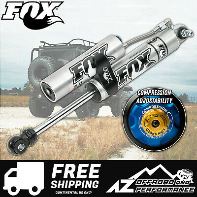 Fox 2.0 Performance Series Rear Resi Shock w/CD For 97-06 Jeep TJ LJ 2.5-3.5""