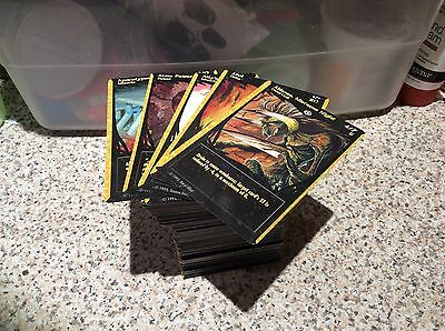 Complete Set of Tempest of the Gods CCG (Darkurthe)