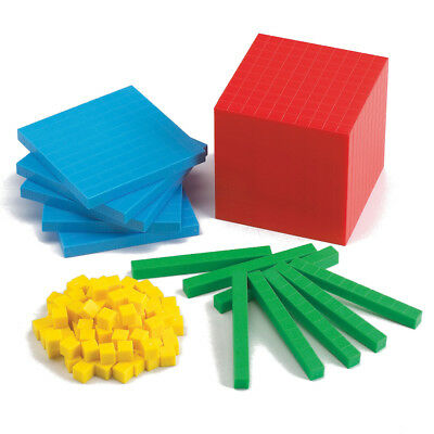 Base Tens Single set. Thousand, Hundreds,Tens and units maths Learning Resource