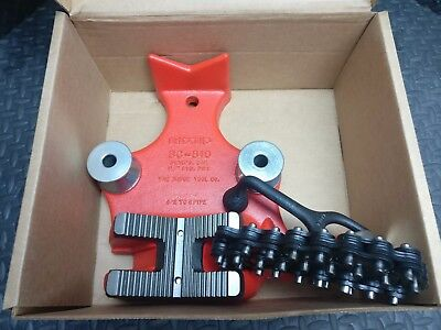 BRAND NEW Ridgid BC-810 Top Screw Bench Chain Vise New FREE SHIPPING 40215