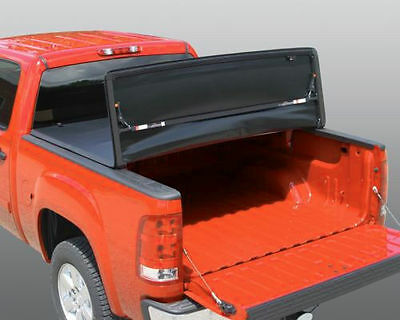 TAX-FREE Soft Tri-Fold Tonneau Cover 2014 to 2018 Silverado / Sierra 6.5' box