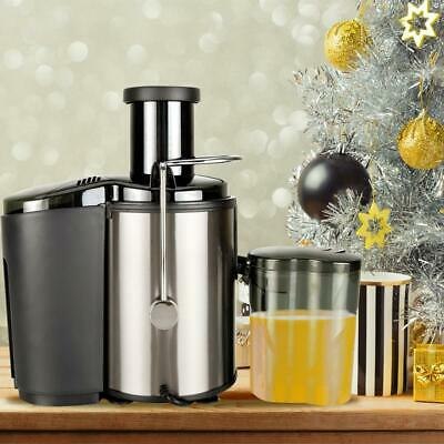 800W Electric Fruit Vegetable Juicer Extractor Juice Maker Machine 2 Speeds New