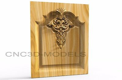 3D Model STL models  for CNC Router 3D Printer Artcam Aspire Cut3d.v416