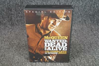 Mcqueen Wanted Dead Or Alive The Complete 94 Episode Series Dvd
