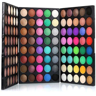 120 Colours Eyeshadow Eye Shadow Palette Makeup Kit Set Make Up