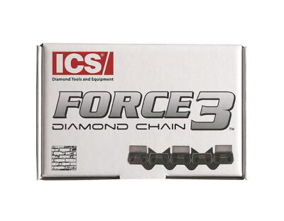 Diamantkette ICS Force3 32 BRICK Abrasiv ICS 613GC, 680GC, 695GC, Schnittl. 35cm