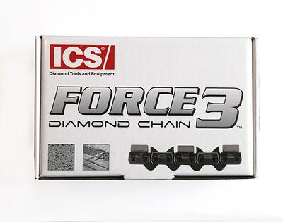 Diamantkette ICS Force3 35 PREMIUM ICS 633GC, 695GC, 695XL GC 40 cm harter Beton