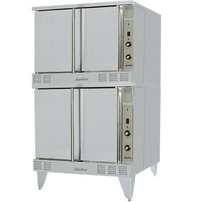 Garland Sunfire SCO-ES-20S Electric Double Deck Convection Oven