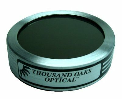 Thousand Oaks Black Polymer Solar Filter BP 2325 - (60mm2.32″)