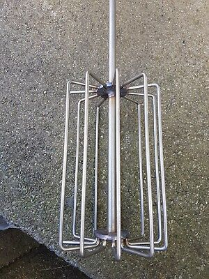 groundbait whisk, mixer, fishing, feeder, pole, whip