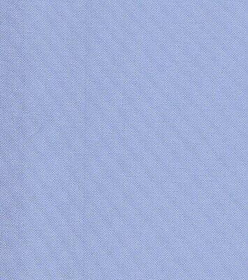 28 count Jobelan Evenweave Cross Stitch Fabric Fat Quarter Light Blue 49 x 69cm