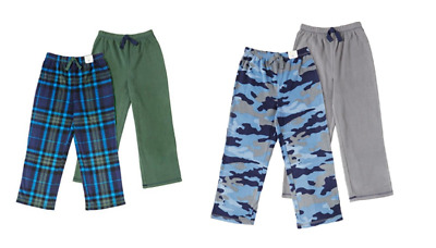 New Boys St Eve 2 Pack Sleep Pant - Various Colors & Sizes