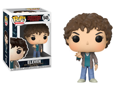 Funko Pop! Television: Stranger Things - Eleven 545 21784 Vinyl Figure In Stock