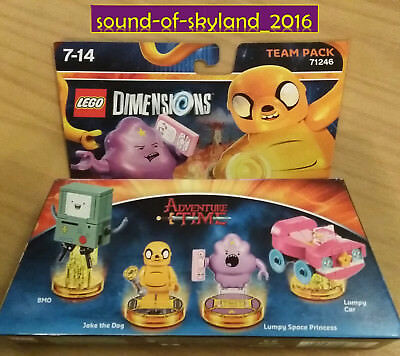 Adventure Time - LEGO Dimensions --- Team Pack ---