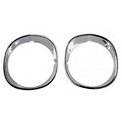 Headlamp Bezels, Pair, 4021-060-70P