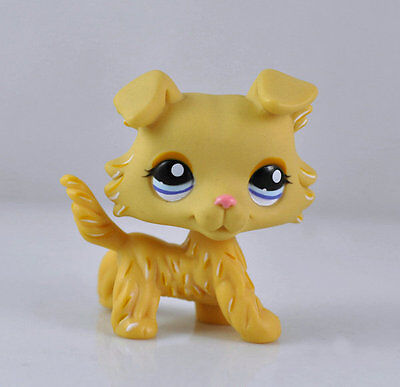 Littlest Pet Dog Collie animal child girl boy figure loose cute LPS862