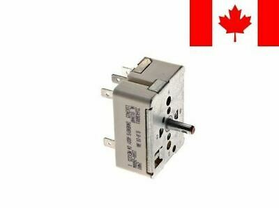 Frigidaire 316436001 Switch for Range/Stove