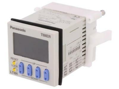LT4H-DC24VS Timer Range0,001s÷999,9h SPDT 12÷24VDC on panel 45x45mm