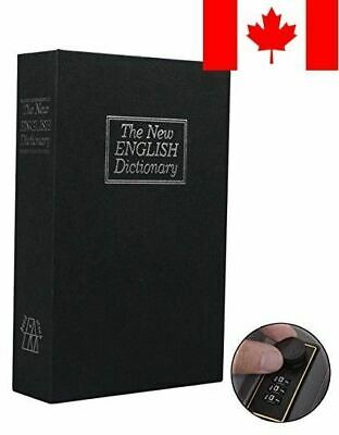 Ohuhu Dictionary Diversion Book Safe with Key Lock