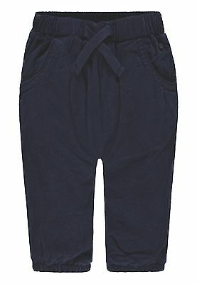 Marc O´Polo Newborn Boys Cord Hose gr. 56 / 2 Monate indigo blue