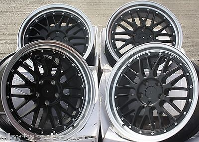 """Alloy Wheels X 4 18"""" Black Dare Rt For Land Range Rover Discovery Sport"""