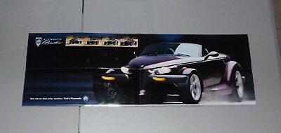 1997 Plymouth Prowler Sales Brochures New SEALED PACK OF 25