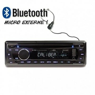 Caliber RCD231BT Autoradio CD/USB/SD/Bluetooth - AUR -