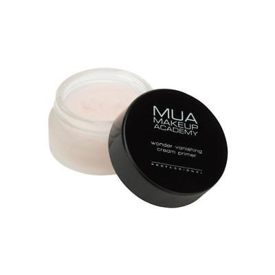 MUA MAKEUP ACADEMY WONDER VANISHING CREAM FACE PRIMER Pre Foundation Smooth Base
