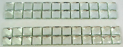 BORDÜRE 300X46X8MM MOSAIKFLIESEN Mosaikbordüre Bad WC Crystal Glitzer #453B