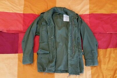 orig. US Army m 65 Jacke reforger cold war armee M65 c-ration