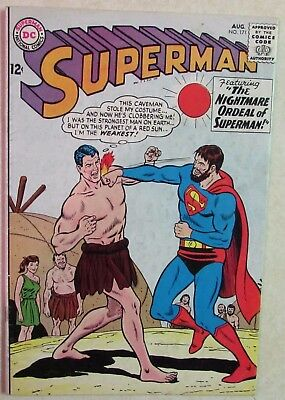 DC Comics - SUPERMAN - #171 - Silver Age 1960s - Priced Under Guide