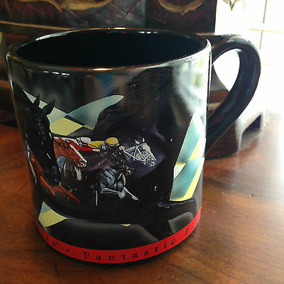 Retired 12464 Trail of Painted Ponies Fantastic Fillies Coffee Mug Hughes Horse
