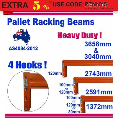 ULTRA Pallet Racking  Dexion Compatible Heavy Duty UDL BRAND NEW