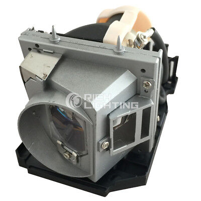 Projector Lamp Assembly with Genuine Original Philips UHP Bulb Inside. SP.8BY01GC01 Optoma Projector Lamp Replacement