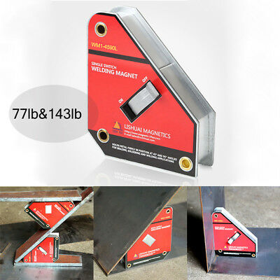 Magnetic Welding Holder Clamping Square Single Switch Magnet Welder Fixture Tool