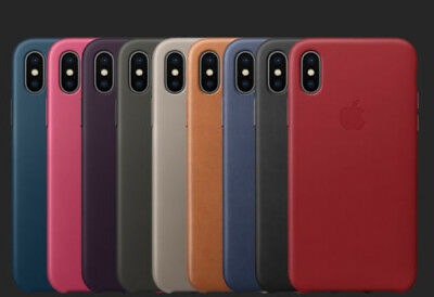 High Quality Leather Case For Apple iPhone X、XS、XS MAX、XR、Genuine Leather Cover
