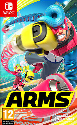 ARMS (Switch)  BRAND NEW AND SEALED - IN STOCK - QUICK DISPATCH