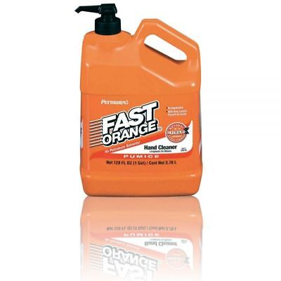 Permatex Fast Orange Handwaschpaste 3,78 Liter Handreiniger Paste Handpaste